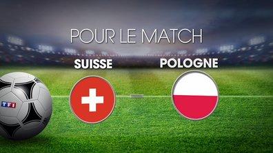 UPDATE MI-TEMPS Suisse - Pologne : Découvrez les cotes du match
