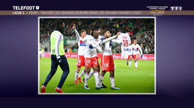 """[EXCLU Téléfoot 17/12] - Nabil Fekir revient sur sa célébration face à Saint-Etienne : """"J'ai fait ça à l'instinct"""""""