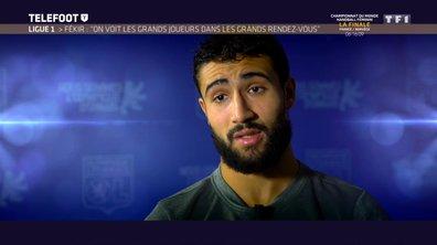 """[EXCLU Téléfoot 17/12] - Fekir évoque ses goûts pour le futur : """"J'aime les championnats d'Espagne et d'Angleterre"""""""