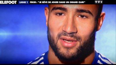 OL - Fékir : « Je rêve d'aller dans un grand club »