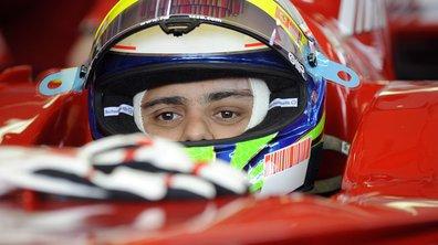 F1 : Felipe Massa de retour au volant d'une Formule 1