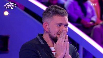 Les 12 coups : Félix en larmes lors d'un intense moment d'émotion !