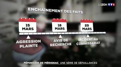 Féminicide de Mérignac : un rapport accablant