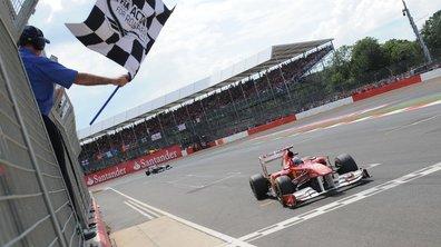 F1 : Alonso se démarque de Vettel à Silverstone
