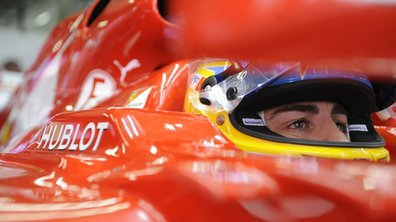 F1 - GP Chine: Fernando Alonso, taille patron
