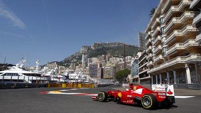 F1 - GP de Monaco : Alonso devant Grosjean aux Essais Libres 1