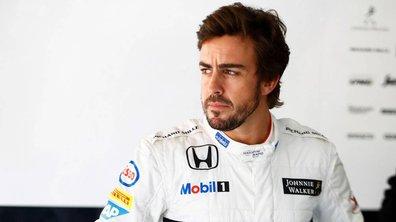 F1 : Fernando Alonso évoque son avenir
