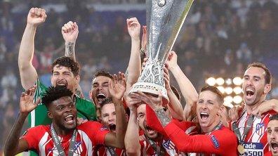 Ligue Europa / L'erreur d'Anguissa, le doublé de Griezmann, la blessure de Payet : les moments forts de la finale (VIDÉOS)