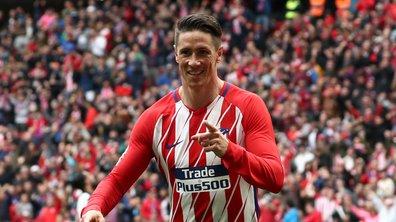 Atlético de Madrid : Fernando Torres un peu plus dans l'histoire