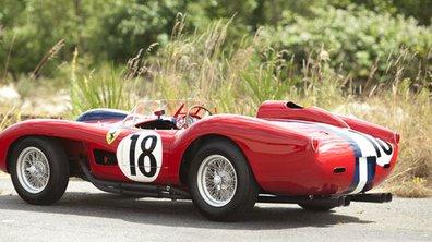 La voiture la plus chère du monde est italienne !