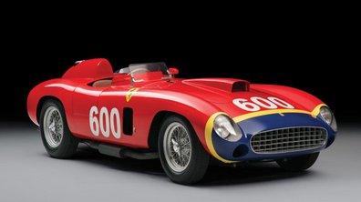 Ferrari 290 MM 1956 : la 4è plus chère voiture du monde aux enchères ?