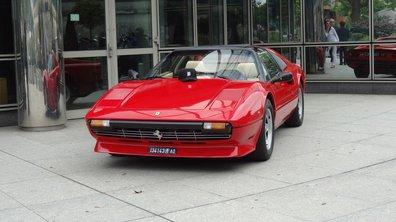 Ferrari 308 GTS : le grand gagnant