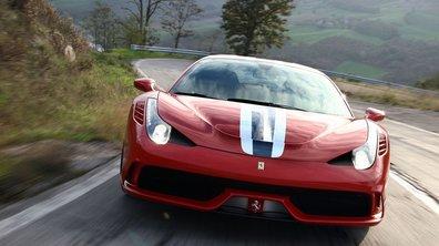 Future Ferrari 458 Speciale Spider 2014 : une production limitée ?
