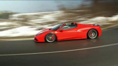 Teaser : la Ferrari 458 Speciale A en exclu dans Automoto !