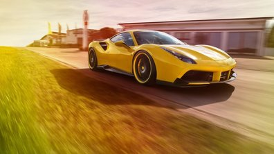 Tuning : Novitec Rosso dévoile une Ferrari 488 GTB de 772 chevaux !