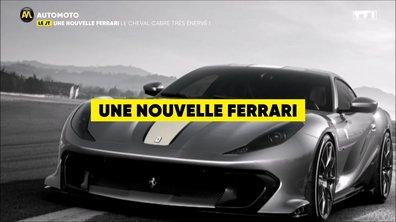 VIDEO - Le moteur le plus puissant de l'histoire de Ferrari