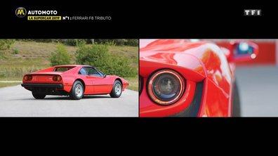 La Ferrari F8 Tributo : La Supercar de l'année