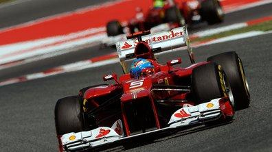 F1 - GP d'Espagne : Alonso vire en tête au départ