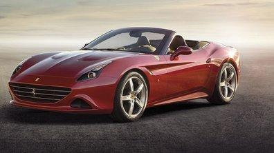 Nouvelle Ferrari California T 2014 : restylage en douceur et retour au turbo