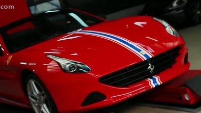 Ferrari California T Tailor Made 2016 : présentation officielle