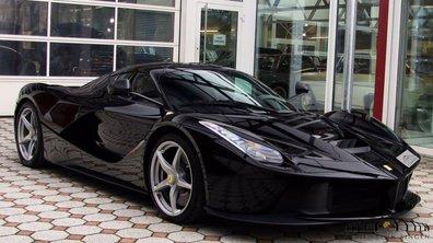 La Ferrari LaFerrari de Fernando Alonso mise en vente ?
