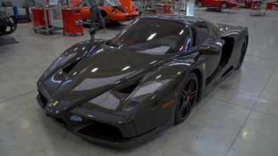 """Occasion du jour : une Ferrari Enzo """"unique"""" à vendre pour 3 millions d'euros"""