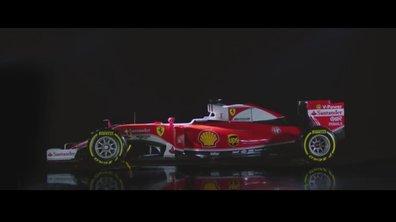 Ferrari livre sa SF16-H pour la saison 2016 de F1