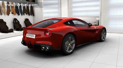 Vidéo : découvrez la nouvelle Ferrari F12berlinetta