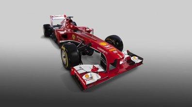 F1 : Ferrari prête pour le titre en 2013