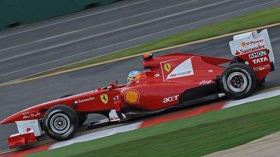 Formule 1 2011 : McLaren et Red-Bull en tête aux essais du GP d'Australie