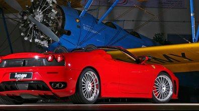 Ferrari F430 Spider Inden Design : un pari risqué