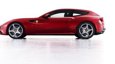 La Ferrari FF dévoilée avant le salon de Genève !
