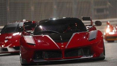 Futur : bientôt une version extrême de la redoutable Ferrari FXX K ?