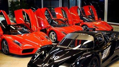 Insolite : deux Ferrari ex-Schumacher à vendre