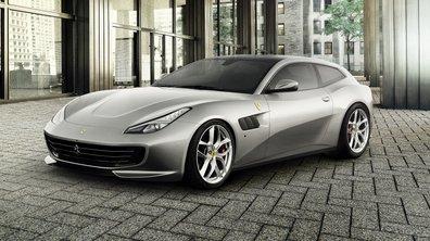 Mondial de l'Auto 2016 : Ferrari annonce la GTC4 Lusso T équipée d'un moteur V8