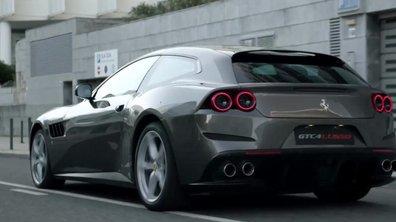 Ferrari GTC4Lusso, présentation officielle
