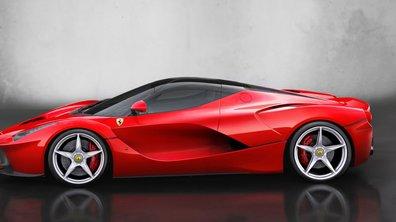 Ferrari LaFerrari Spider 2015 : confirmée et très limitée ?