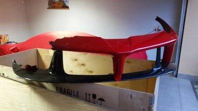 Insolite : il détruit La Ferrari LaFerrari et vend le pare-chocs