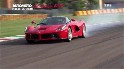 Le Supercar de l'Année 2014 est la Ferrari LaFerrari