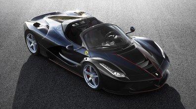 Insolite : Ferrari refuse sa demande d'achat d'une LaFerrari Spider, il poursuit le constructeur en justice