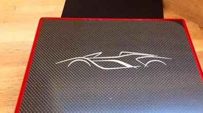 Future Ferrari LaFerrari Spider : une première photo teaser ?