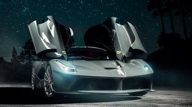 Tuning : Vossen sublime la Ferrari LaFerrari
