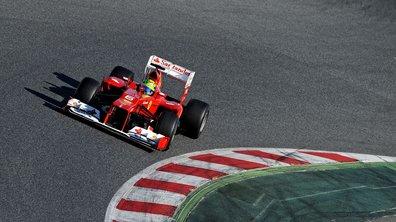 F1 live : reprise des essais à Barcelone