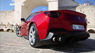 Nouveauté - Portofino : la Ferrari à 2 visages