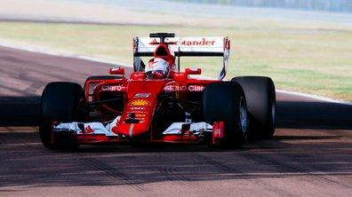 F1 : premier essai pour les gros pneus Pirelli 2017