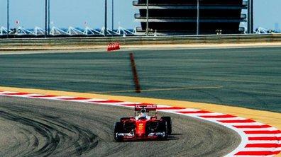 F1 - Essais 3 GP Bahreïn 2016 : les Ferrari se signalent sous la chaleur