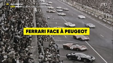 VIDEO - Ferrari vs Peugeot, mais pas que...