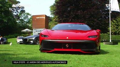 Ferrari SP38 Deborah : un modèle unique