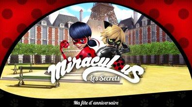 Miraculous Les secrets - EP4 - La fête d'anniversaire