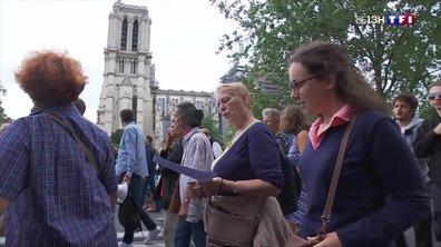 Fête de l'Assomption : la cathédrale Notre-Dame de Paris reste silencieuse